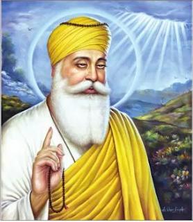 Guru Nanak Dev Ji essay in Punjabi