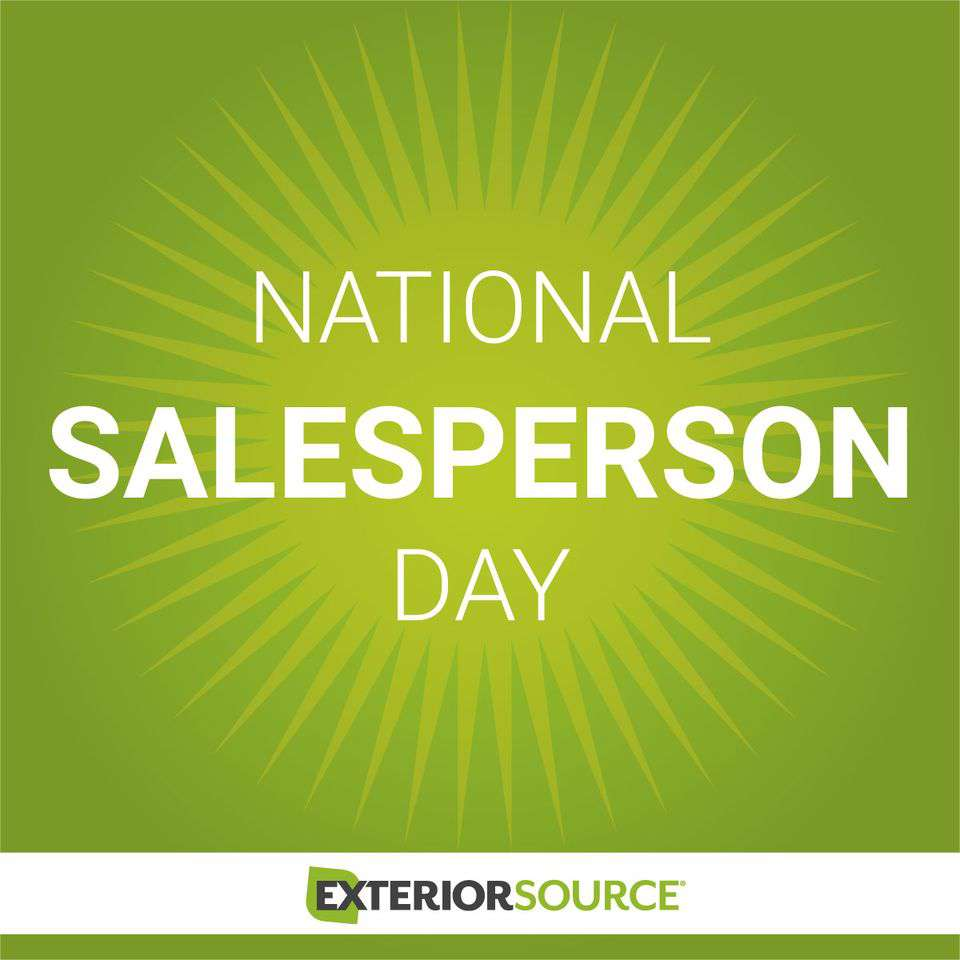 National Salesperson Day Wishes