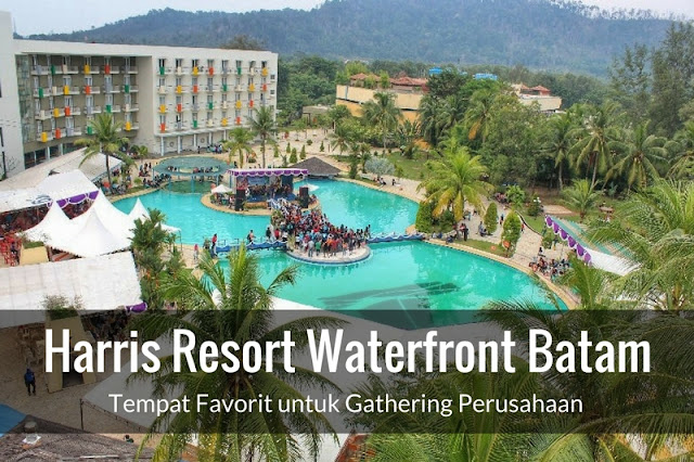 Harris Resort Waterfront Batam, gathering perusahaan