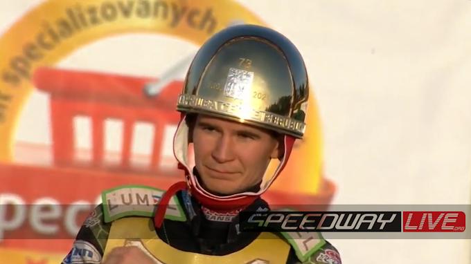 Patryk Dudek nyerte a 73.Aranysisak versenyt!