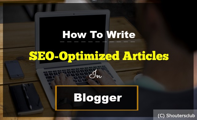 write-seo-optimized-article