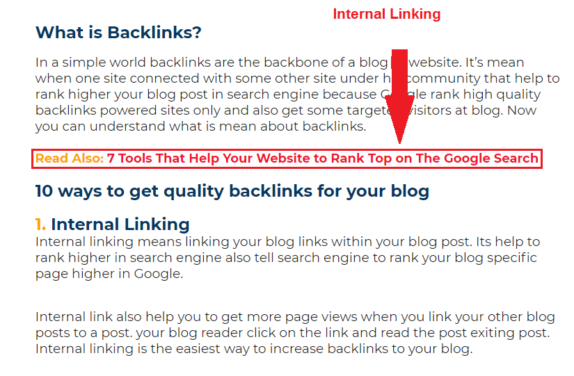 how to do on-page seo of your site, tip to optimise on page seo