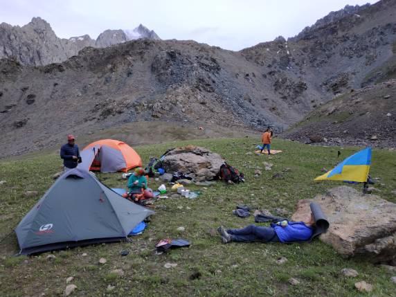 Тянь-Шань, перевал Телети