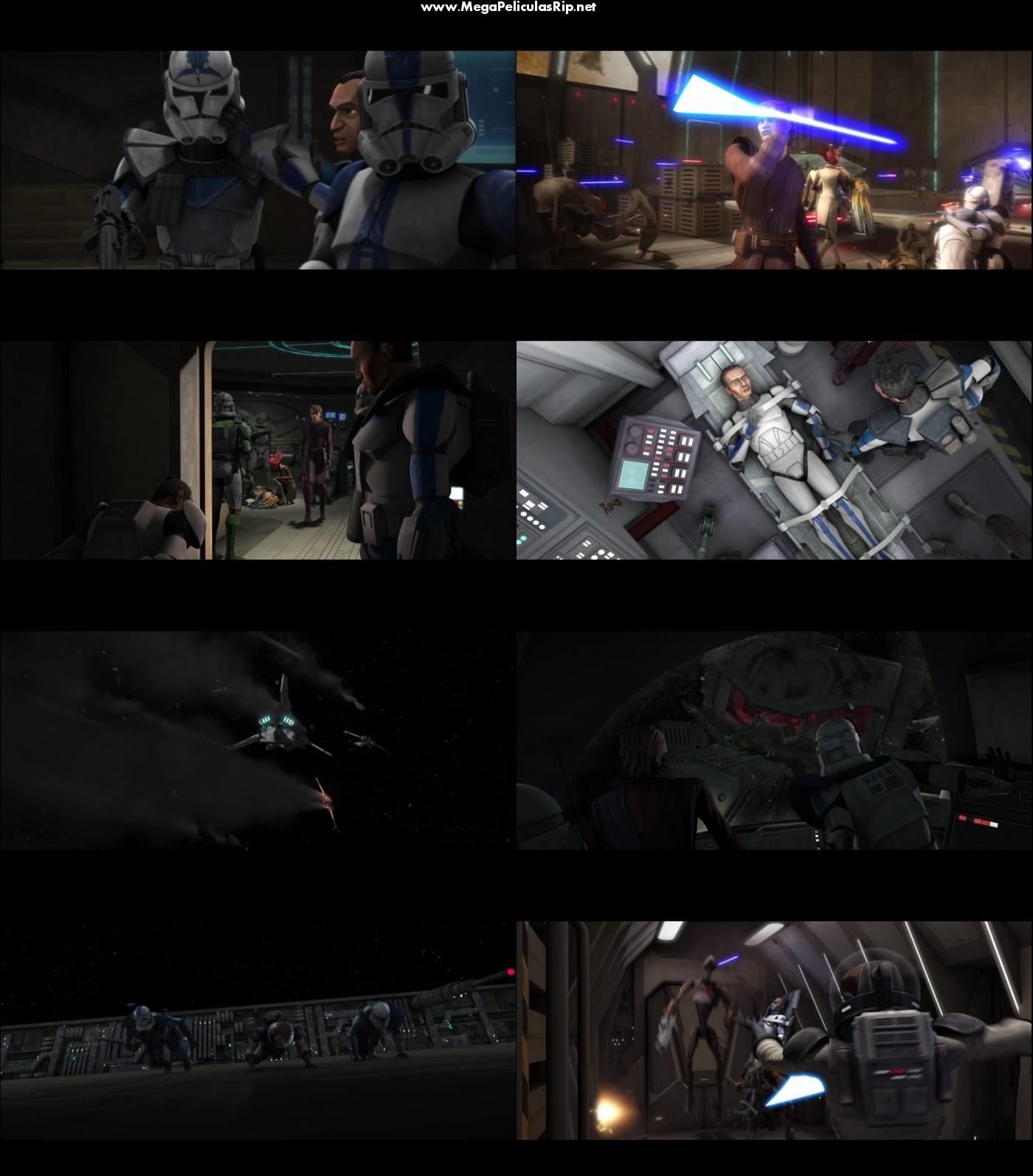 Star Wars La Guerra De Los Clones Temporada 6 1080p Latino