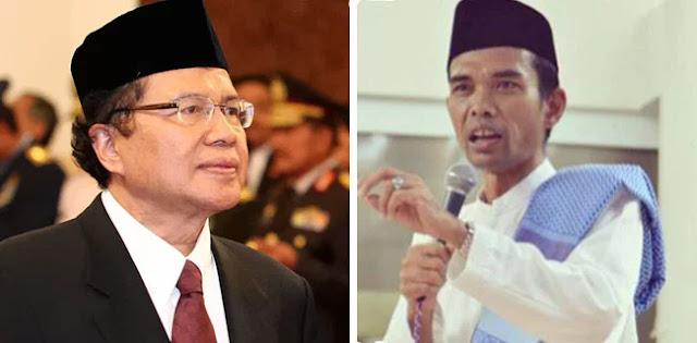 Ustad Abdul Somad dan Rizal Ramli Paling Berkibar di Internal Gerindra Jadi Cawapres Prabowo