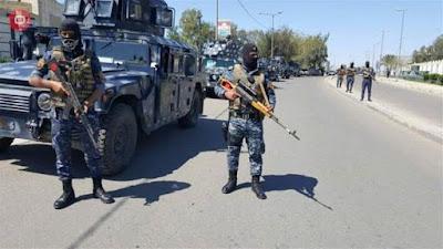 القبض على 4 من المتهمين بقضايا الإرهاب والاحتيال والدكة العشائرية ببغداد