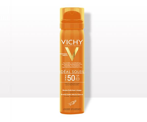 Xịt khoáng chống nắng Vichy Ideal Soleil Face Mist