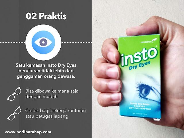 Insto Dry Eyes Praktis