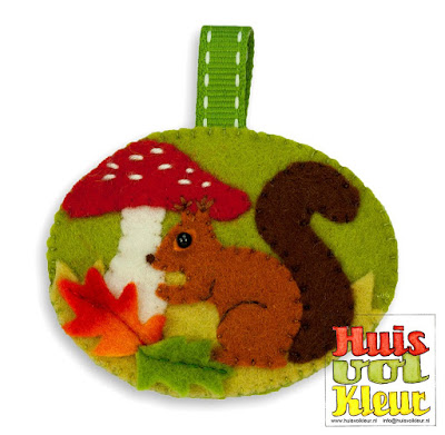 Free felt pattern autumn naturetable waldorf inpired