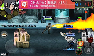 Download Naruto Senki Mod Kill Mayhem v2 by Abed Apk