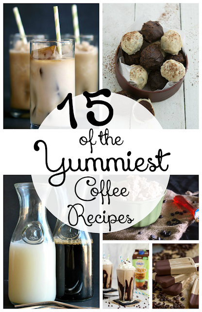 15 Yummy Coffee Recipes