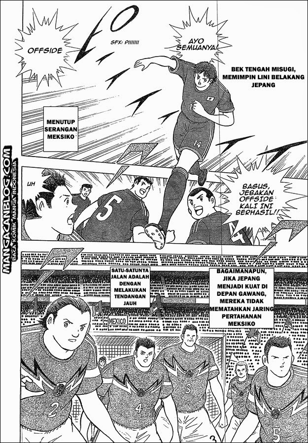 Captain Tsubasa – Rising Sun Chapter 04-12