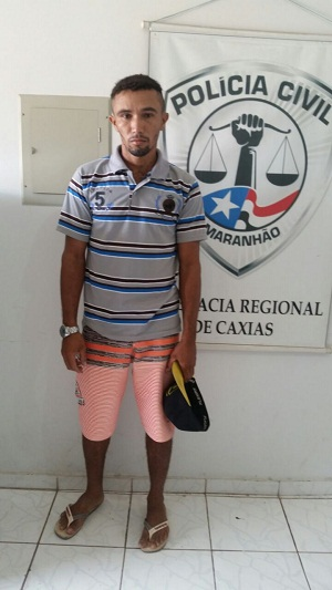 Em Caxias, Polícia Civil prende acusado de estuprar criança de 11 anos