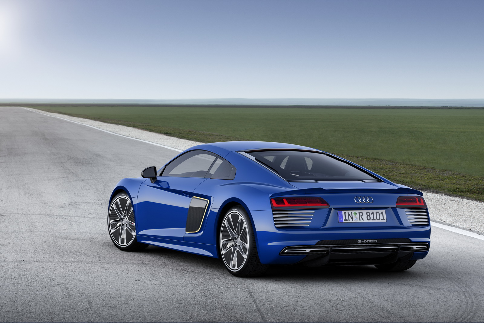 audi is already pondering a new electric supercar. Black Bedroom Furniture Sets. Home Design Ideas