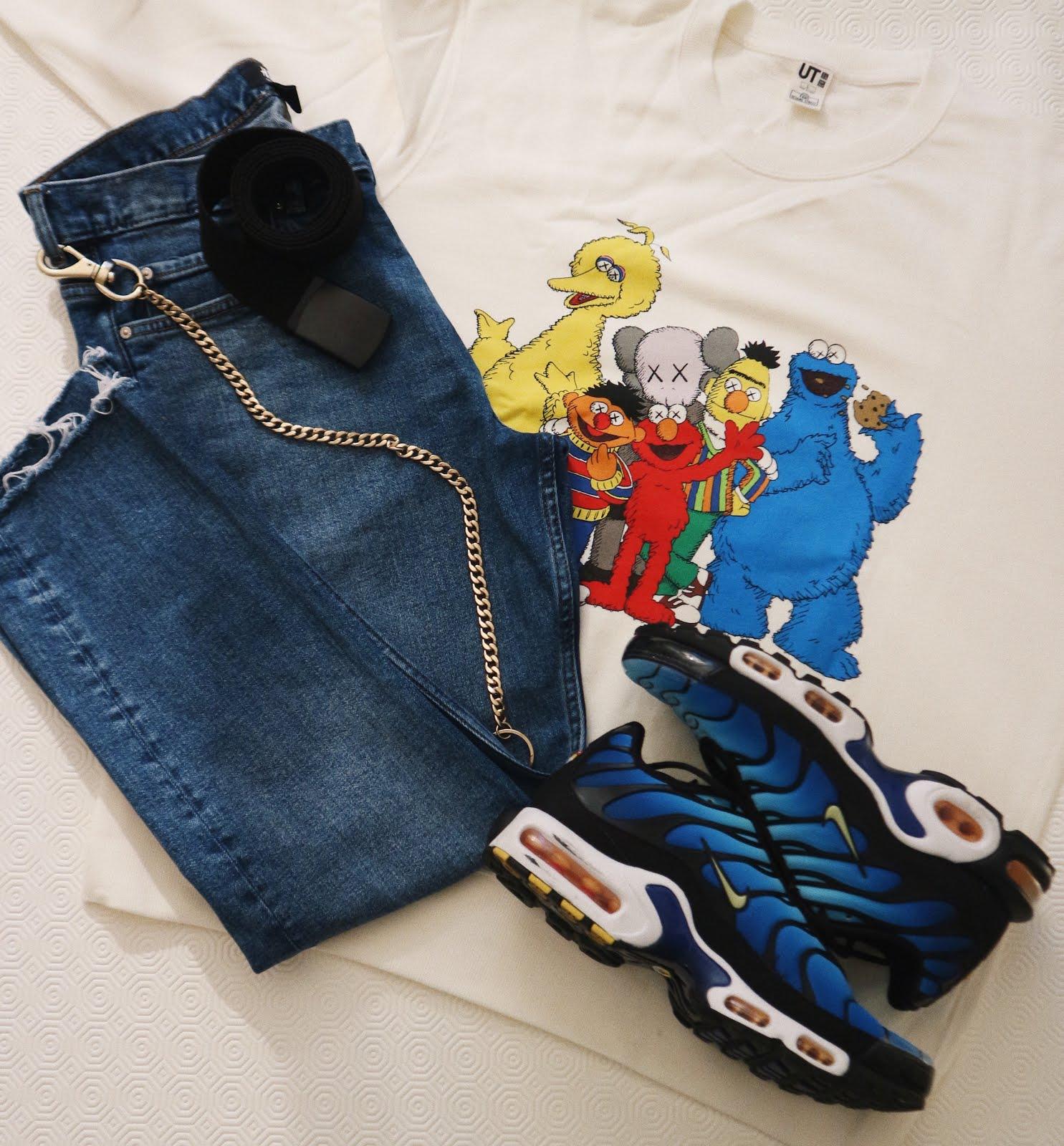 b0343f346d4 Three Outfits with Three Nike TN