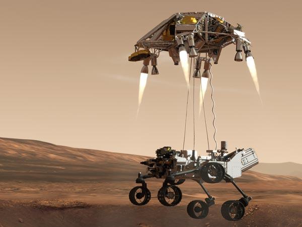 Redshirt's Lament: Mars Curious?