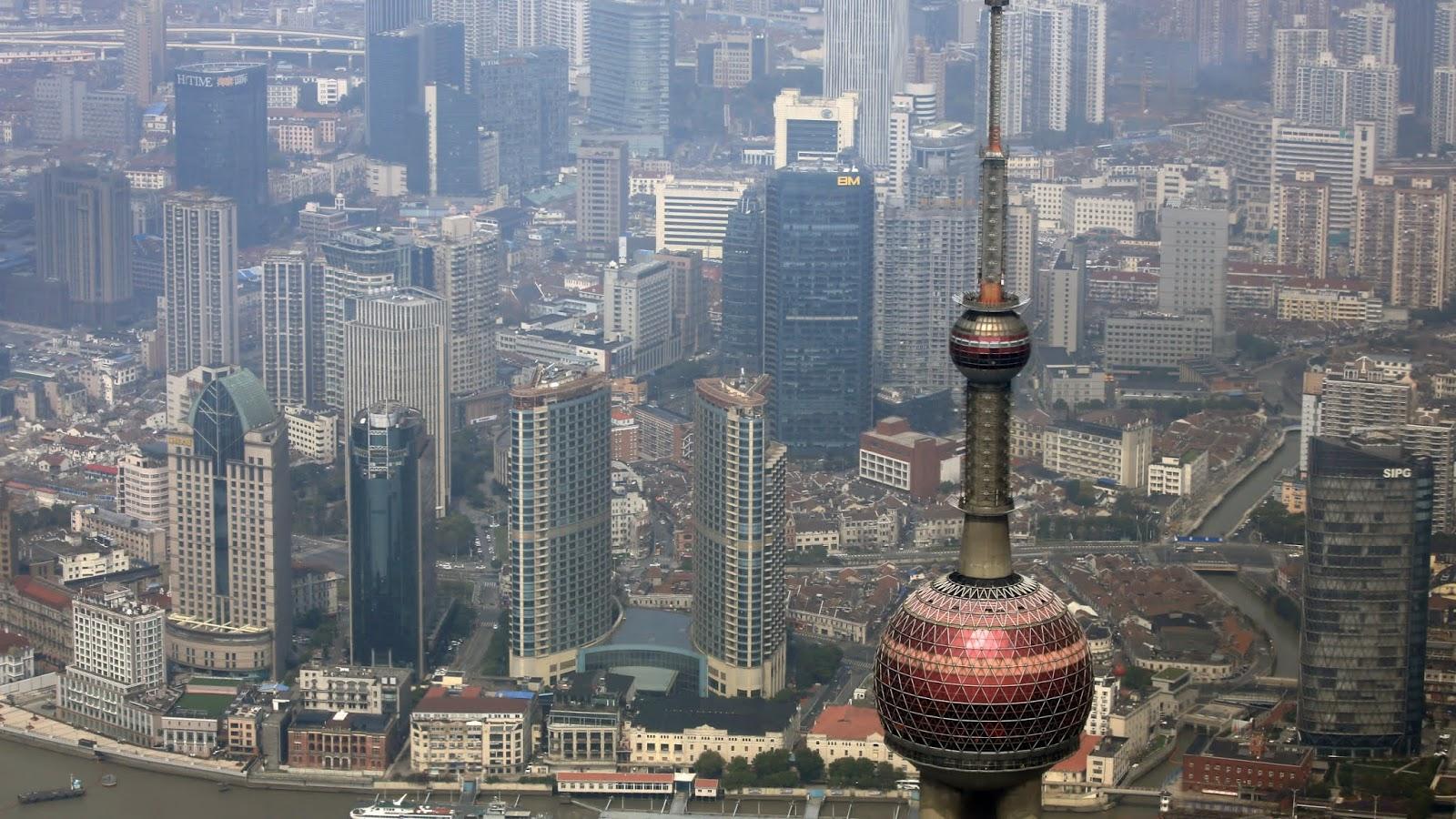 Cidade de Xangai   China - Global Press™