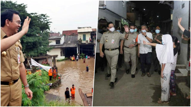 Ini Cara Hebat Anies Buat Kampung Melayu Tidak Banjir Lagi, Padahal Jaman Ahok Masih Banjir