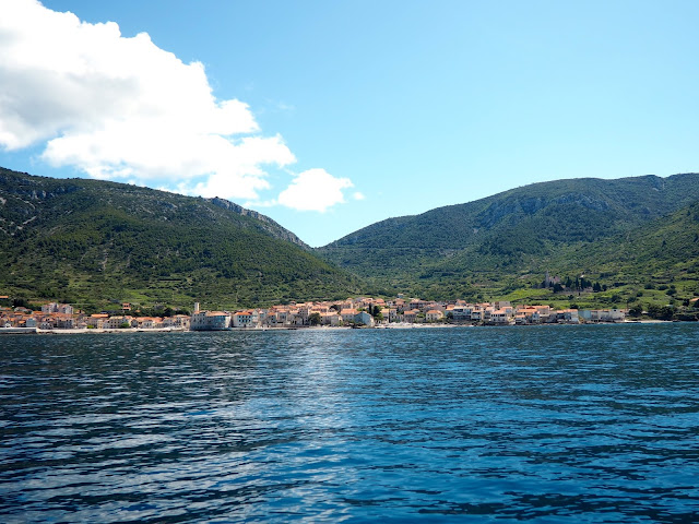 Komiza, Vis, Dalmatian Coast Islands, Croatia