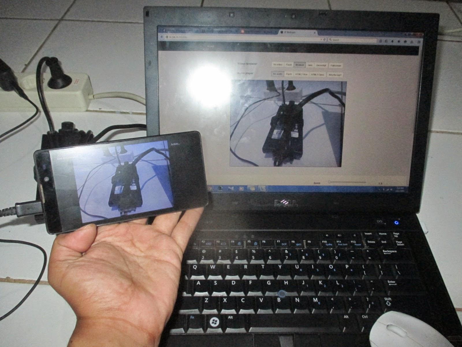 Kamera CCTV Android