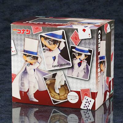 "Figuras: Imágenes del ARTFX J de Conan Edogawa de ""Detective Conan"" - Kotobukiya"