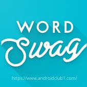 تطبيق Word Swag
