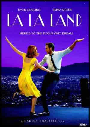 Blu-Ray La La Land Español Latino HD