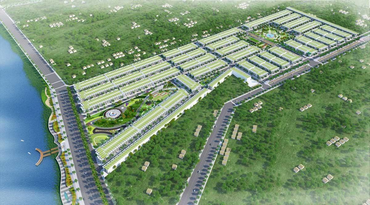 Dự án Hiệp Phước Harbour View Long An   Bất động sản Tấn Đạt