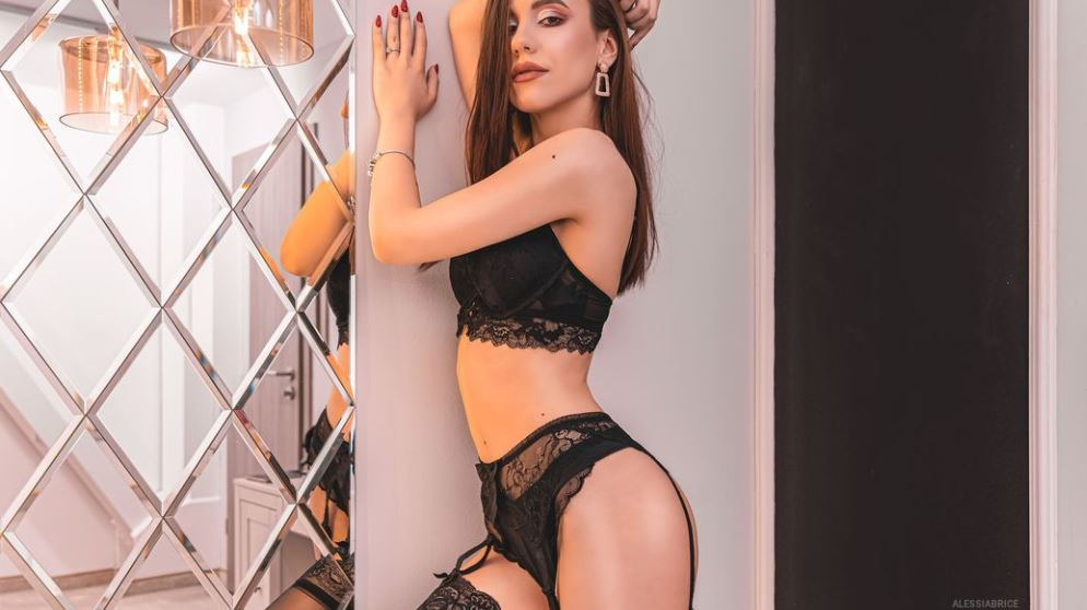 AlessiaBrice Model GlamourCams