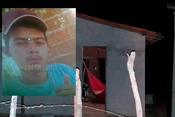 Agricultor é morto a tiros dentro de casa no Sítio Pau Branco