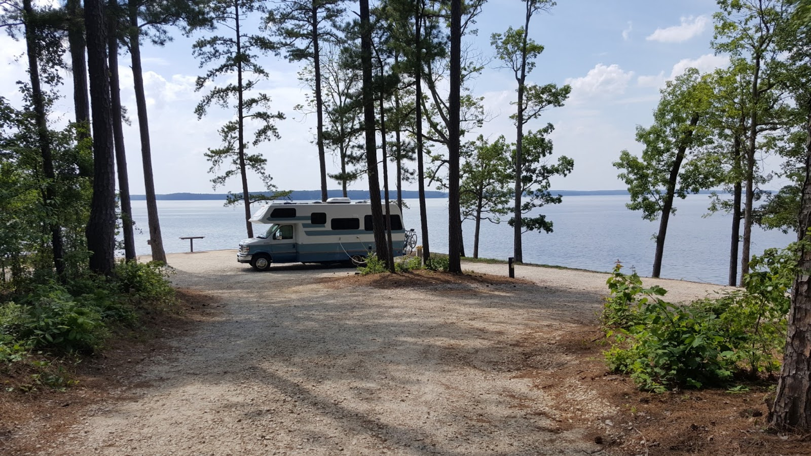 J and B and Lady Blue: Some stops in South Carolina