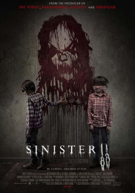 Trailer Film Sinister 2 (2015)