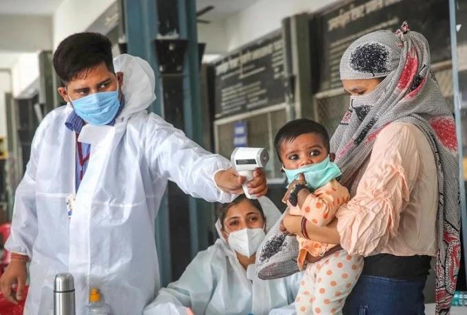 सिद्धार्थनगर में नवजात सहित मिले तीन कोरोना पॉजिटिव, जिले में कुल संक्रमितों की संख्या पहुंची 244