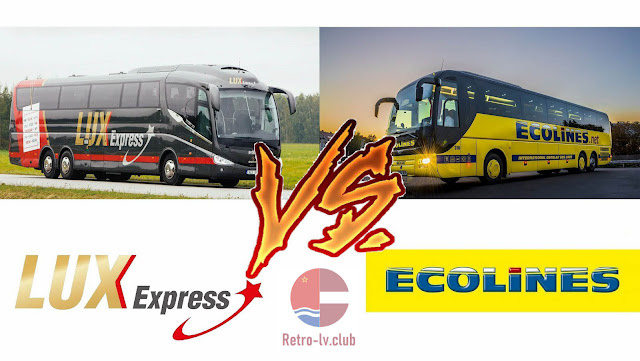 Lux Express Ecolines