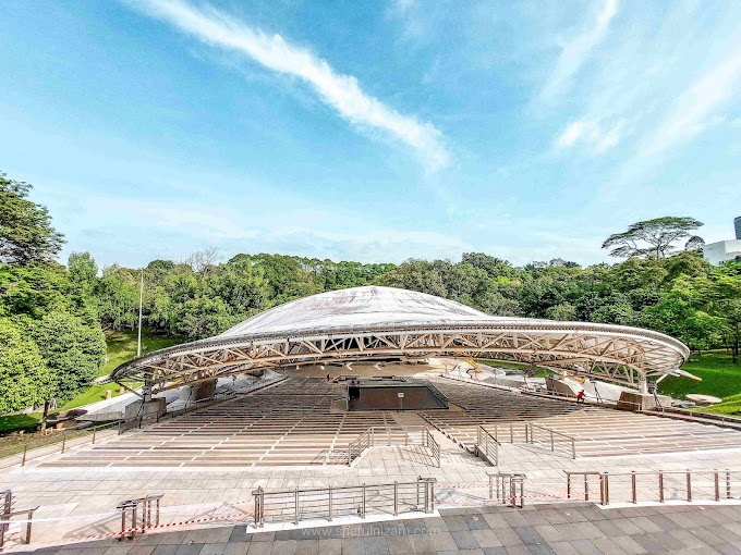 Hujung Minggu Di Taman Tasik Perdana