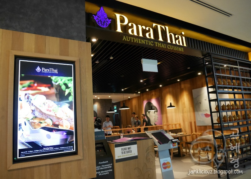 Paradise Group now serves up authentic Thai food with Parathai!
