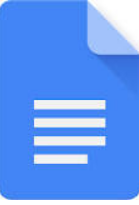 Google docs in 2020