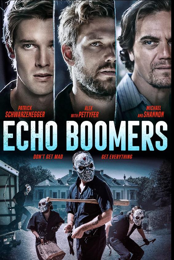 Movie Echo Boomers 2020