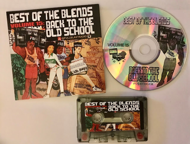 Best Of The Blends Vol 15 - Back To The Old School Collectors Pack