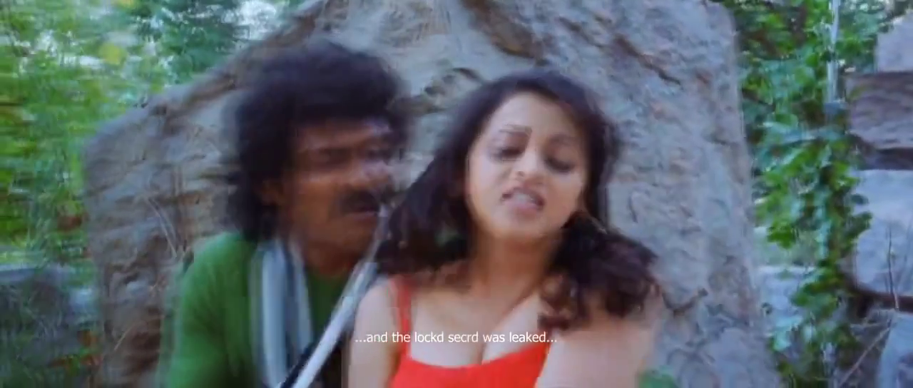 Bhavana Hot Boobs Cleavage Pictures - Glamex-5410