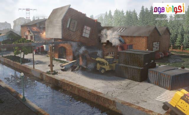 تحميل لعبة Teardown للكمبيوتر و الاندرويد محاكي تدمير البيوت مجانا