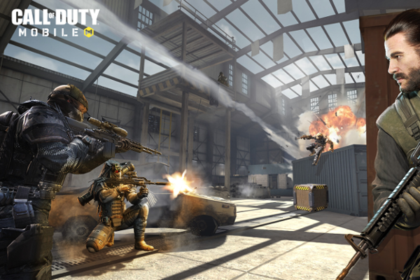 Call of Duty Mobile is now available for Android and iOS