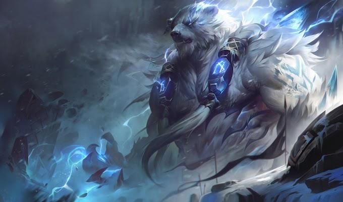 League of Legends | Bedava Volibear Kostümü!