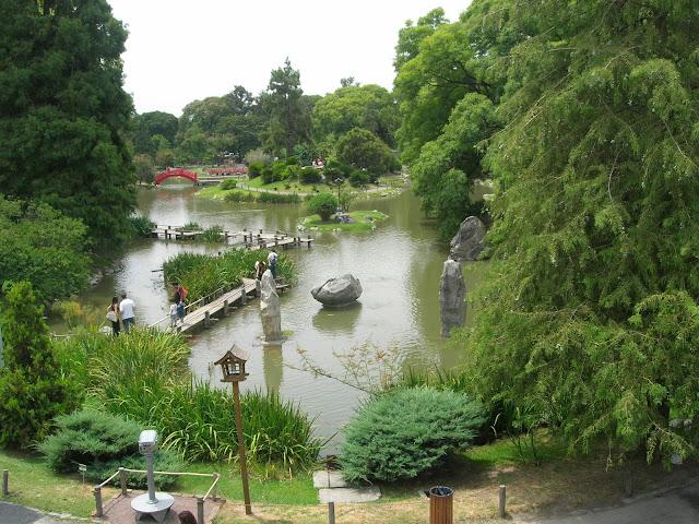 Jardín Japonés - Buenos Aires - Argentina