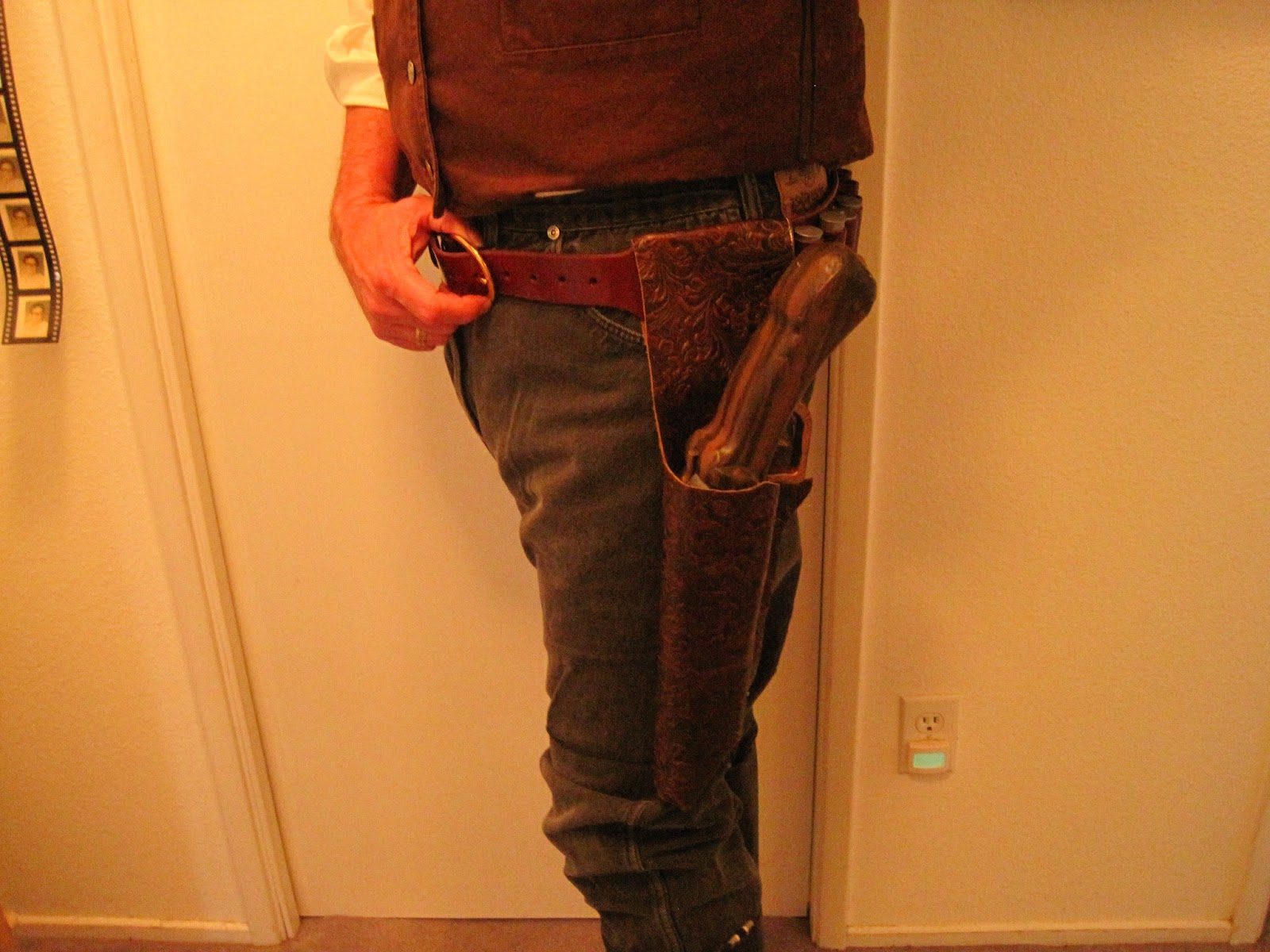 Reach For That Holster The Iron Tailor