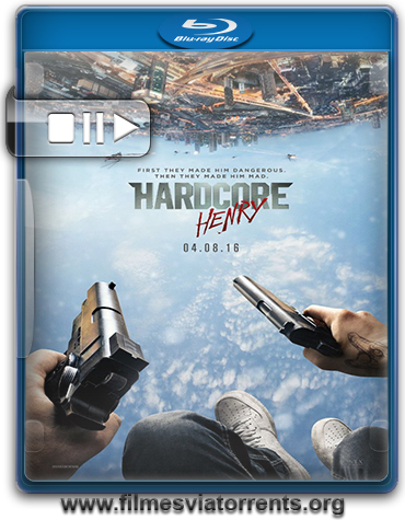 Hardcore: Missão Extrema Torrent - BluRay Rip 720p e 1080p Legendado (2016)
