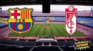 Барселона – Гранада смотреть онлайн бесплатно 19 января 2020 прямая трансляция в 23:00 МСК.