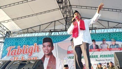 Indonesia Disebut Tak Punya Hubungan dengan Palestina, UAS Naik Pitam: Tak Ngerti Islam!
