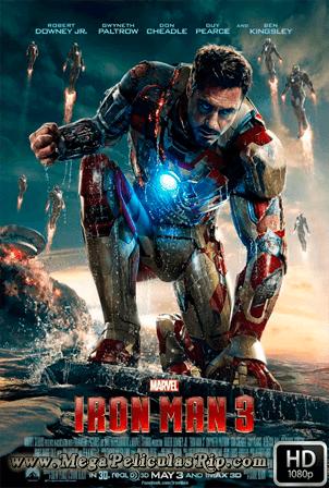 Iron Man 3 [1080p] [Latino-Ingles] [MEGA]