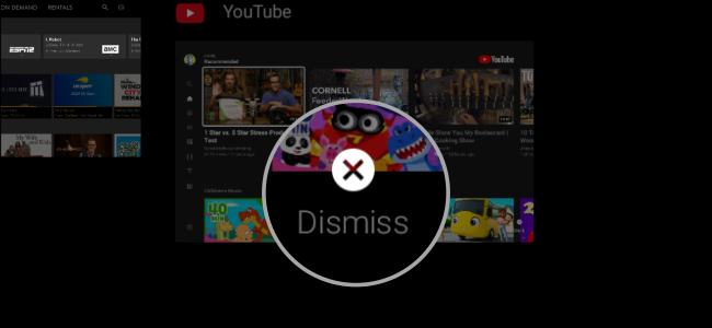 android tv force إغلاق التطبيقات صورة البطل